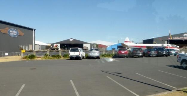 The Tauranga Aviation Museum is located here.