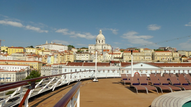 .....and said goodbye to Lisbon.
