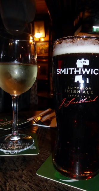 Smithwick's is an Irish Ale.