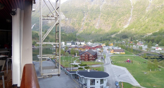Flam is a tiny town but, oh so charming!!!