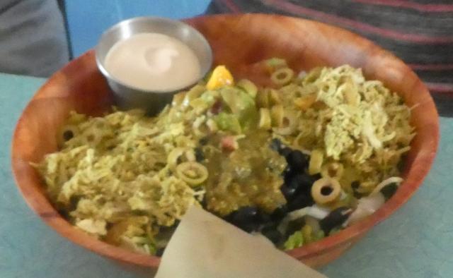 Sofrito Salad