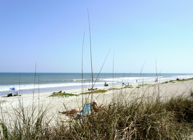 Today, Cocoa Beach attracts surfers, swimmers, and sunbathers.