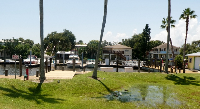Caribbean Jack's also operates a marina.