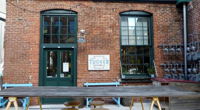 The Tucker Tea Shop