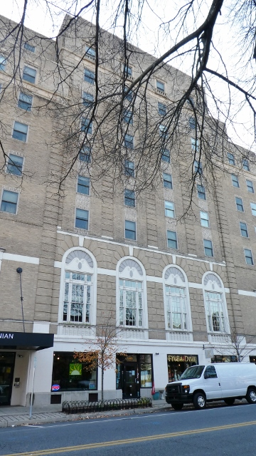 The Grand Eastonian Hotel