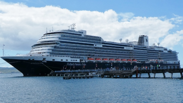 The MS Koningsdam