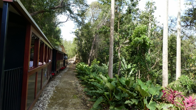 The St. Nicholas Abbey Heritage Railway