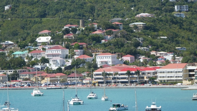 Charlotte Amalie offers history, beaches, museums and lots of shopping.