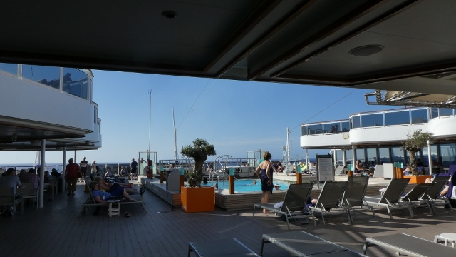 The Lido Pool Deck