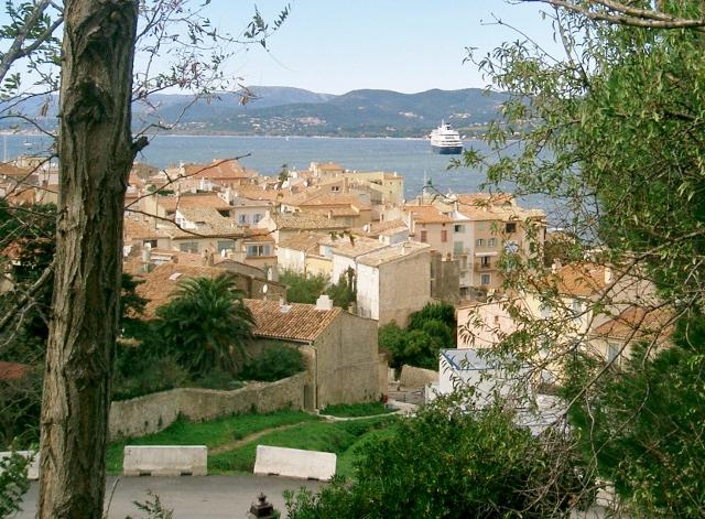 St Tropez retains its coastal charm.