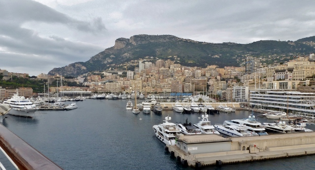 Monte Carlo  is a playground for adults.