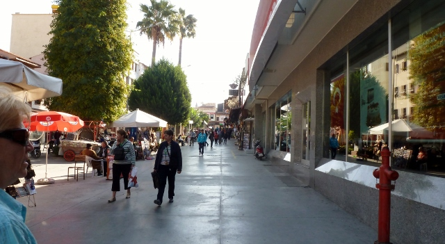 This is a modern city with really good shopping!!!