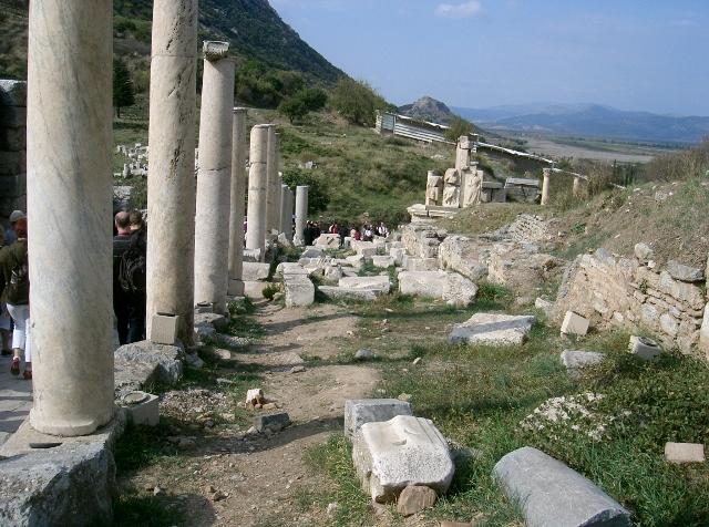 The Upper Agora of Ephesus