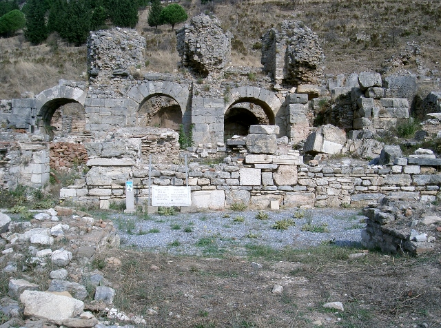 Varius Baths, 1st Century AD