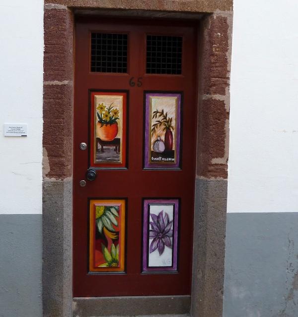 Doors of Zona Velha
