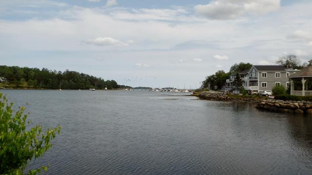 Mahone Harbor, Nova Scotia